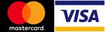 Visa Mastercard Icon